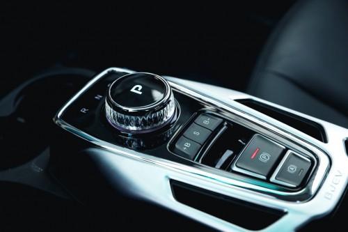 人工智能跨界SUV 北汽新能源EX3实车抢鲜看