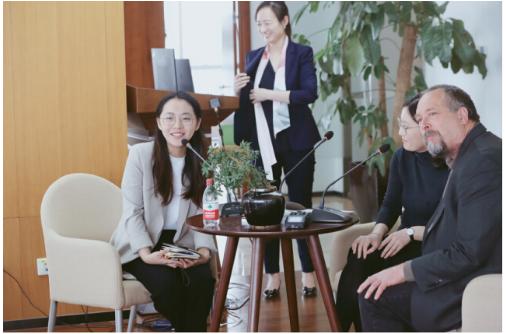 """英国ZEDfactory""""零碳生活""""主旨沙龙在京举办"""