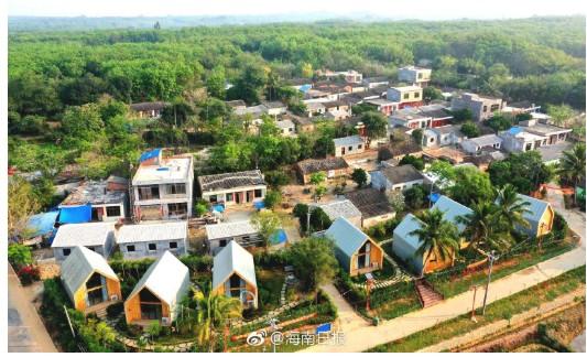 途远海南儋州新风村美丽项目乡村坑梓装修图片