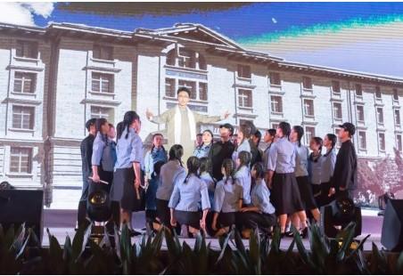 广东海洋大学寸金学院五四运动100周年文艺晚会圆满落幕