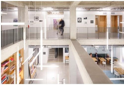 Spaces携手当代艺术画廊Art Labor 打造更具艺术感的共享办公空间