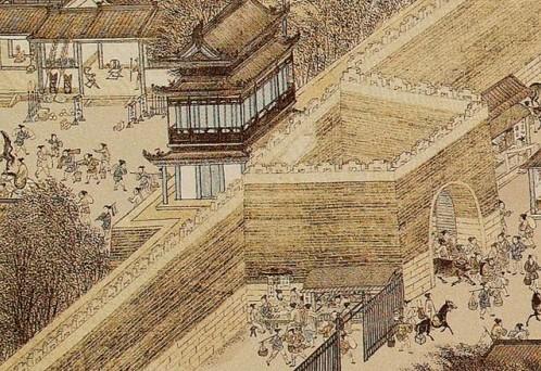 汇明A+墙布织出《清明上河图》,获大世界基尼斯纪录
