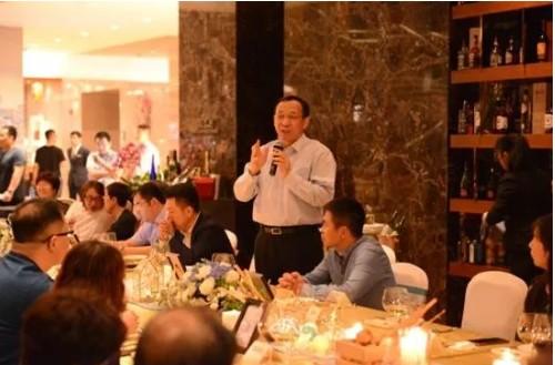 开元金融董事长李勇会:打造新经济、新电商、新金融的新格局